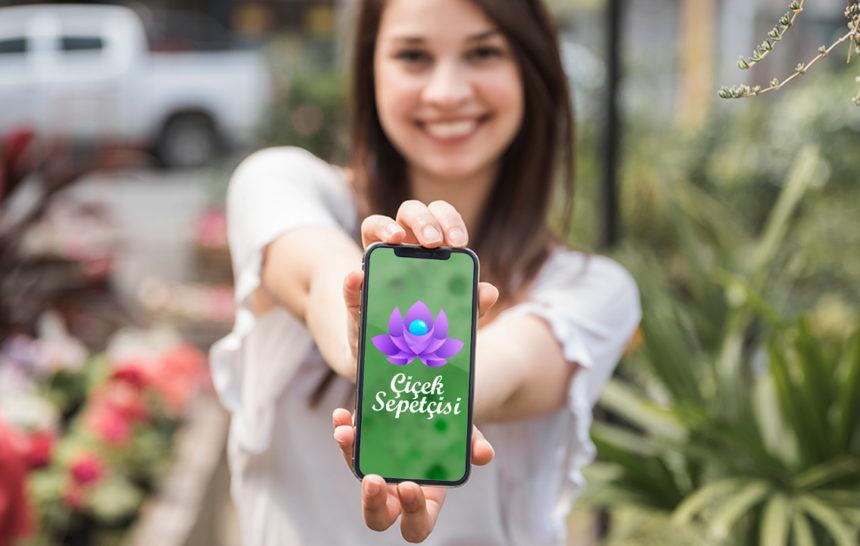 Çiçekçi Mobil Uygulaması